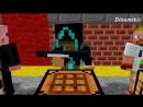 Minecraft Мультики - Крафт оружия Школа Летсплейщиков Диллерон, Лололошка, Фрост, Св...