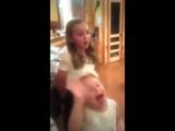Вот это голос у девочки,а ей только 11 лет
