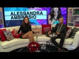 Alessandra Ambrosio Picks Her Dream VSFS Performer Line-up!