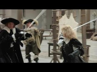 Возвращение мушкетёров. Жюстина де Винтер против д' Артаньяна