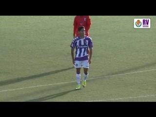 7 тур | «Реал Вальядолид Б» 2:0 «Компостела»