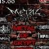 Metal of crypt FEST
