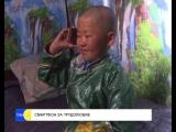 Шолбан Кара-оол сделал подарок сельскому мальчику в честь Дня защиты детей