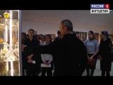 Общественный совет при ОМВД России по г. Карабулак провел для школьников урок мужества_x264