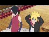 Мицуки и его родители - Naruto The Movie: Boruto