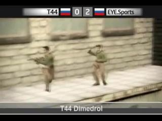 Мувик CS 1 6 ТОР 10 игроков Counter Strike 2010