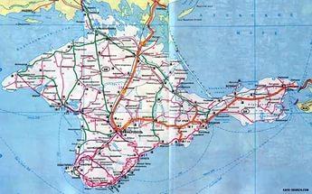 Дорожные карты Крыма будут проверены 1 декабря