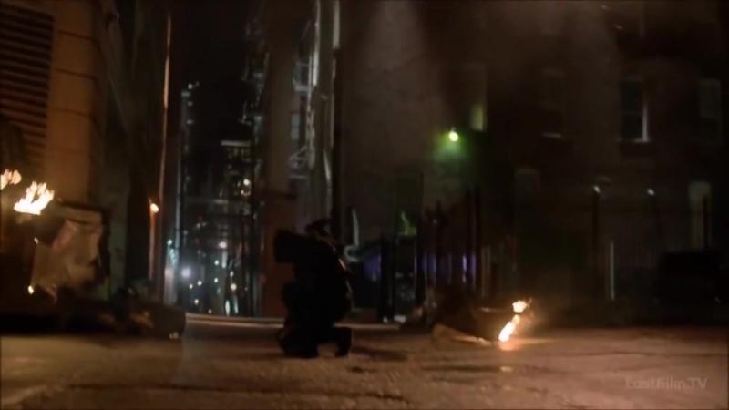 Флэш против Стрелы Flash vs Arrow