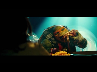 New TMNT 2 Teaser Trailer