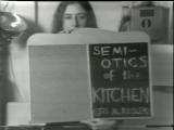 Martha Rosler - Semiotics of the Kitchen [1975]