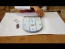 Декупаж часов в стиле Шебби Шик Мастер класс Техника декупаж Видео урок