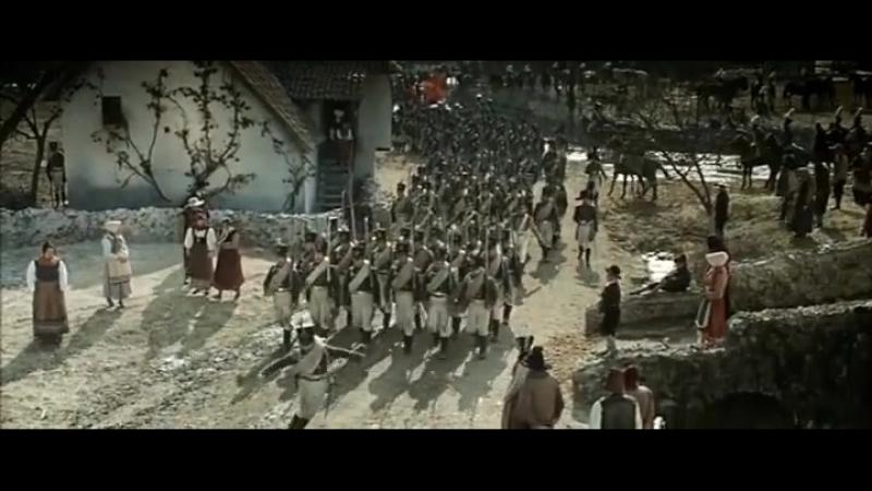 Война и мир 1 серия Часть 1 Андрей Болконский 1965 1967