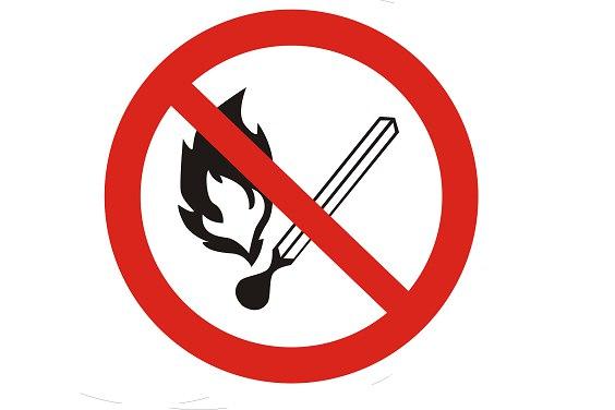 Держекоінспекція попереджає: випалювання сухої рослинності заборонено