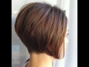 How to cut a Layered Bob - Haircut Tutorial Step by Step