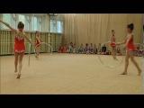 Художественная гимнастика май 2016 г. Удомля