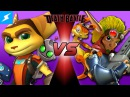 Ratchet Clank VS Jak Daxter DEATH BATTLE