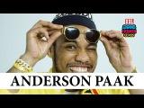 Anderson .Paak Profile Interview - XXL Freshman 2016