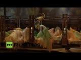 Full Bizarre, Demonic Gotthard Tunnel Opening Ceremony, Satanic, New World Order, Illuminati Ritual