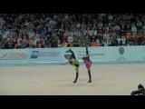 Художественная гимнастика. Gala.  russian gymnastics