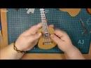 Гитара из фоамирана. Анонс МК из нашей закрытой группы от Катрин