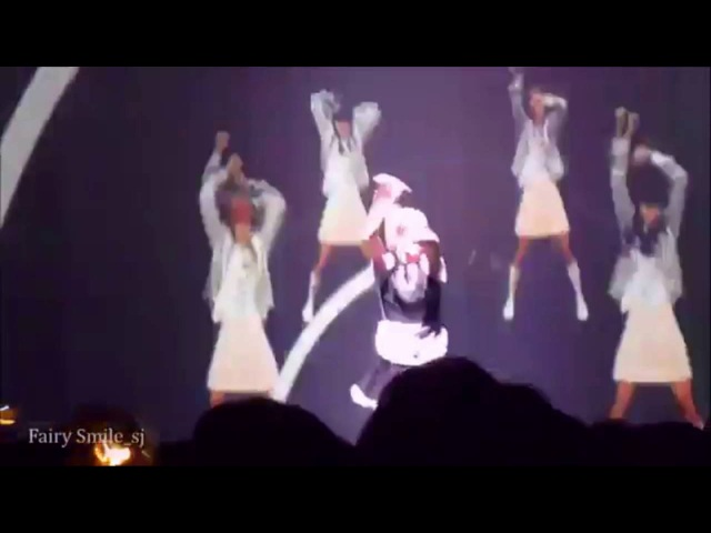 [FANCAM] 160904 Infinite That Summer 3 Concert in Tokyo Day 5- Sungyeol Pick me ft L Hoya