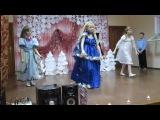 Новий рік* Індійський танець Семенівська ЗОШ №3