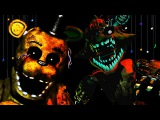 NIGHTMARE MODE COMPLETE  Five Nights at Freddy's 3 - Part 5