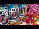 Гуляем в парке  Заходим в магазин игрушек  Забавная малышка Funny Baby Елена