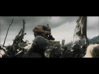 Army of the orc's