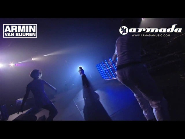 Armin van Buuren feat. Justine Suissa - Burned with Desire [High Quality]