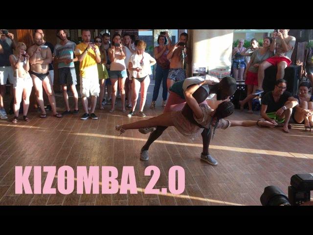 ENNUEL IVERSON HAKIMA KIM - WHERE YOU BELONG - WEEKND - KIZOMBA REMIX - DJ RADIKAL