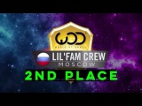 Lil'Fam // 2nd Place // World of Dance Finals 2016   #WODFinals16