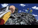One Punch Man / Ванпанчмен - 7 серия [Озвучка: KANSAI (многоголосая,закадровая)]