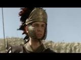 Сериал Рим. Сцена сигнала атаки.