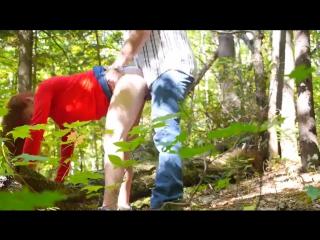 Порно видео пошла за грибами фото 282-288