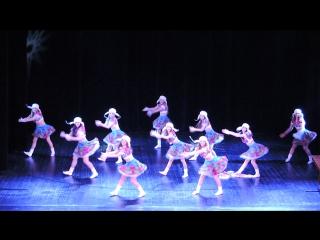 Центр танца «Хамелеон» - «Выкрутасы» (эстрадные танцы)
