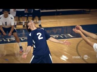 Видео с отбивающим мячи лицом волейболистом стало хитом YouTube
