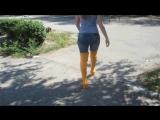 Ksenia Thigh-High Boots