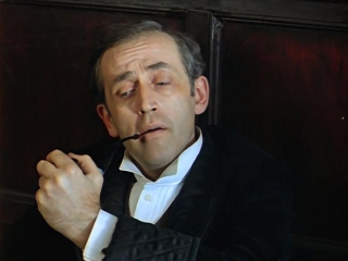 Возможно даже, я такой один... - диалог Холмса и Ватсона из х.ф.Приключения Шерлока Холмса и доктора Ватсона.