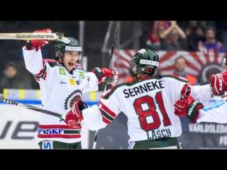 Российские хоккеисты обыграли норвежцев в первом матче Еврочелленджа