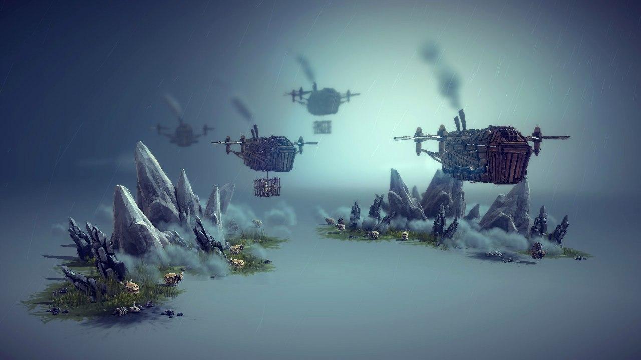 Besiege (2015) PC - Скриншот 3
