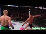 Лучшие моменты: Конор МакГрегор vs. Нейт Диаз (Замедленные повторы) HD