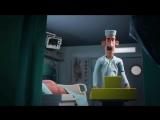 смешной мультик про врача