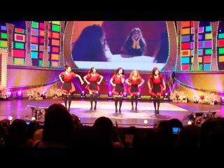 [FANCAM] 160218 Red Velvet - Dumb Dumb @ Korean Entertainment Arts Awards