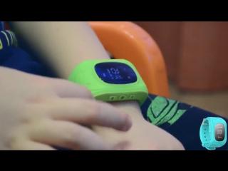 Детские умные часы Baby-watch Q50