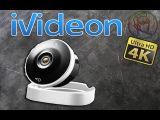 Облачная HD Wi-Fi камера Oco + ivideon