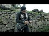 Guitarra de 8 cordas Ibanez Iron Label RGIR28FE With EMG 808 (Michel Oliveira)
