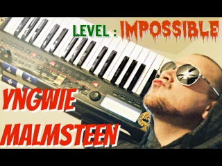 FAR BEYOND THE SUN - Yngwie Malmsteen (Keyboard Cover) ✓