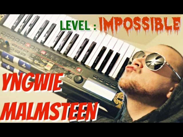 FAR BEYOND THE SUN - Yngwie Malmsteen (Keyboard Cover) ✓