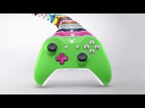 XBOX ONE Wireless Controller - Personalization Trailer (E3 2016)